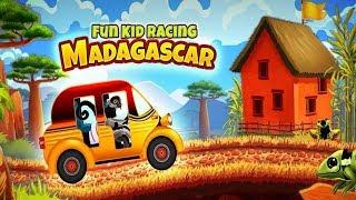 Fun Racing Madagascar Game - Tniylab Games - Bıcır Game  Funny Channel