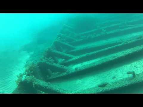 Three Stars Wreck Diving In Akrotiri / Limassol / Cyprus