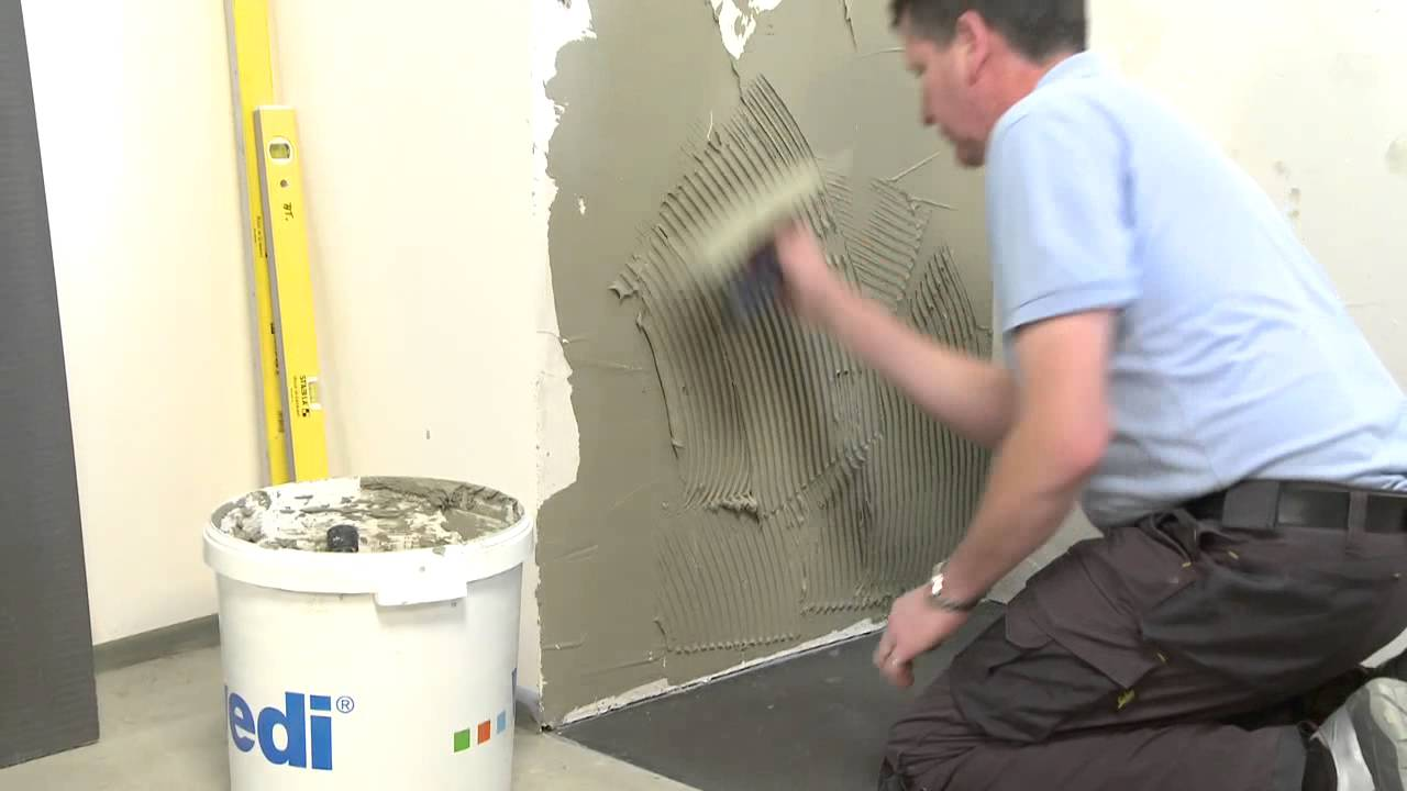 Wedi it training ristrutturazione bagno con pannello - Pannelli per rivestimento interno doccia ...