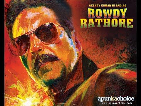Rowdy Rathore background score