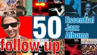 50 Essential Jazz Albums FOLLOW UP