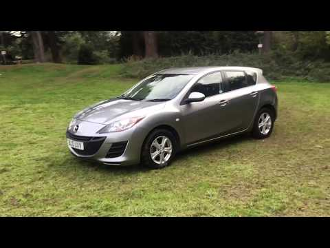 2010 10 MAZDA 3 1.6 D TS 5 DOOR HATCHBACK 1 OWNER FROM NEW 70000MILES FULL SERVICE HISTORY