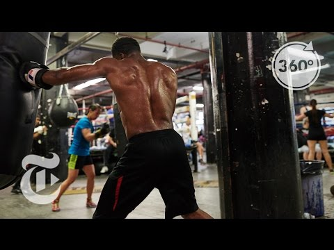 Enter the Ring at Gleason's Gym | The Daily 360 | The New York Times