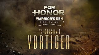 For Honor: Warrior's Den LIVESTREAM March 7 2019 | Ubisoft [NA]