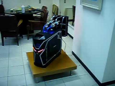 Ybris Interceptor Mod Cooler Master Stacker 832 Lucca