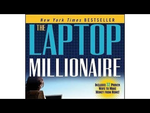MONEY MONDAYS 001 - READING FROM THE LAPTOP MILLIONAIRE