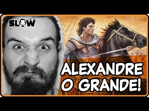 ALEXANDRE, O GRANDE! | Canal do Slow 55