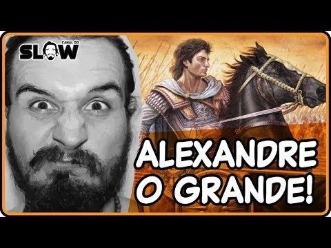 ALEXANDRE, O GRANDE!   Canal do Slow 55