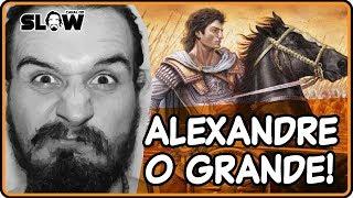 ALEXANDRE, O GRANDE! | Canal do Slow 55