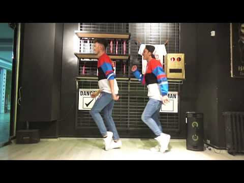 EN KOLAY SHUFFLE DANCE NASIL YAPILIR ? '' BASİT KOMBİNASYON #4 ''Step by Step
