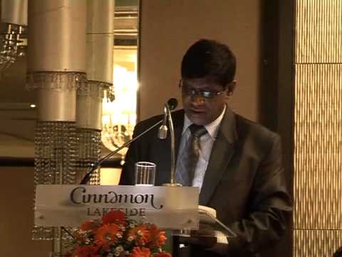 Charted ship Broker's Association Award Presentation 2013 part 01