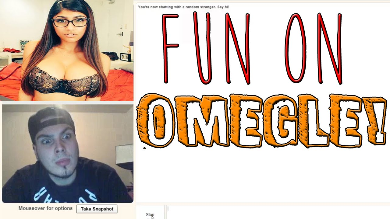 how to make omegle work