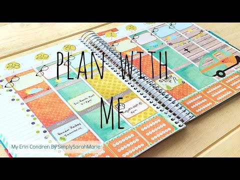 Plan With Me Sept 28-Oct 4