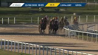 Vidéo de la course PMU PRIX FIAPO