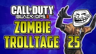 Black Ops 2: Zombie Trolltage Ep.25 (Tons of Time Bomb Trolling)