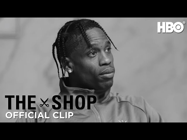 The Shop: Uninterrupted | Travis Scott and Pharrell on New Generation of Music | HBO
