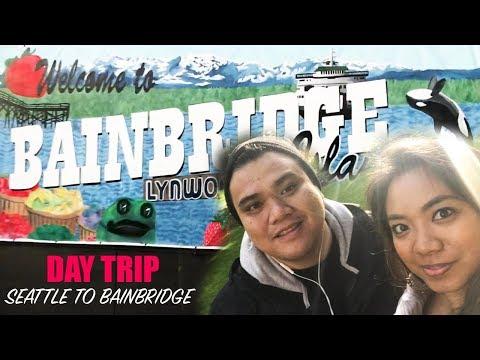 Day Trip: Seattle to Bainbridge Island