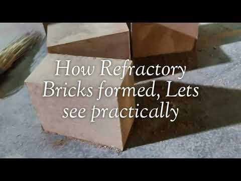 How Refractory Bricks Formed?(HIndi)