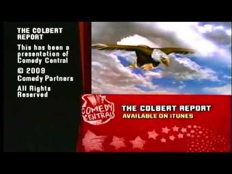 Comedy Central Split Screen Credits (September 17, 2009)