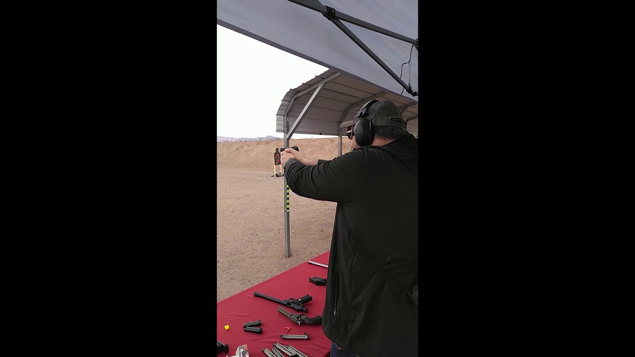 Shooting the LCP2 in 22 LR #shorts