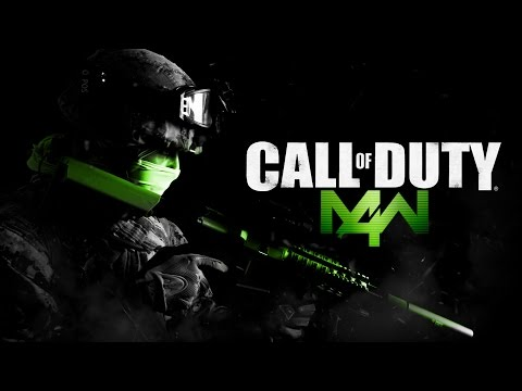 Call of Duty 4 Modern Warfare Pelicula Completa Español - Modo Campaña Historia Gameplay 1080p 60fps