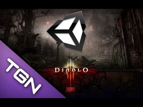Unity3D: RPG Tutorial (Diablo Style) Session 1(Updated Version): Click To Move