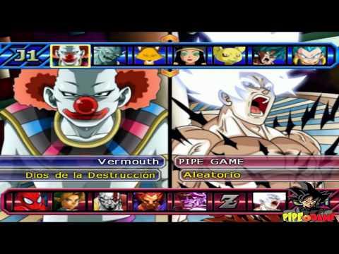 Dragon Ball Budokai Tenkaichi 3 hacker Dragon Ball Super