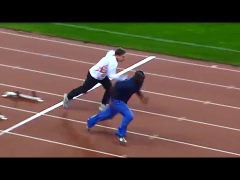 Can Ben Johnson still sprint fast?  Athletics  / Canada / Doping