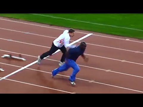 Can Ben Johnson still sprint fast?  Athletics  / Canada / Doping