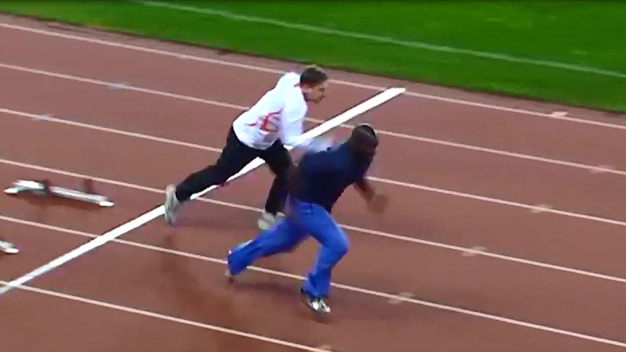 Can Ben Johnson Still Sprint Fast Youtube