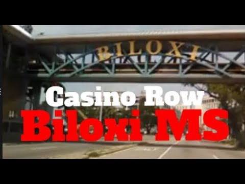 Casino Row Biloxi Mississippi 6/29/19