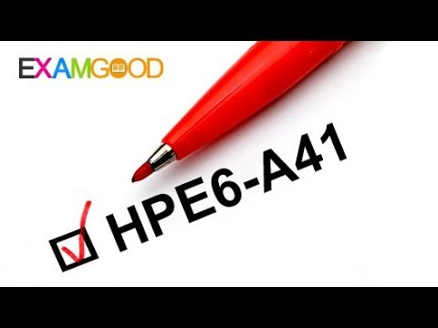 HP HPE6-A41 ACSA Exam Dumps,Applying Aruba Switching Fundamentals Mobility  Training Questions