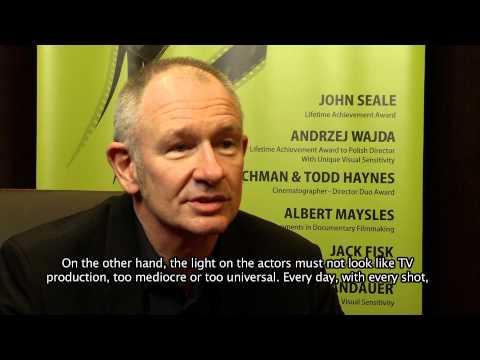Plus Camerimage Pawel Edelman interview