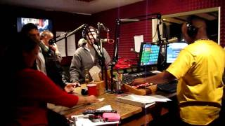 Tucker Max Interview on KFAT 92.9
