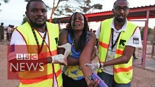 Kenya attack: Garissa University assault