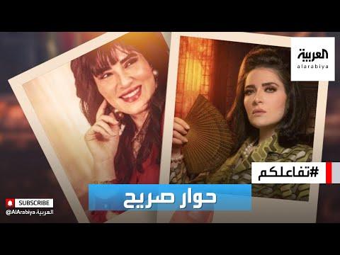 تفاعلكم   هبة الدري في حديث صريح عن جدل طلاقها وأول بطولة