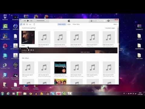 Musik Auf Apple Gerät Laden Mit ITunes Ganz Einfach [GERMAN/HD] [2015] [~JAMES]