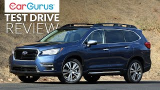 2020 Subaru Ascent - Comfy, safe, and affordable