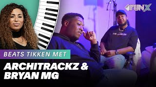 BEATS TIKKEN MET: Architrackz & Bryan Mg 🎧 🔥 | Aflevering 3
