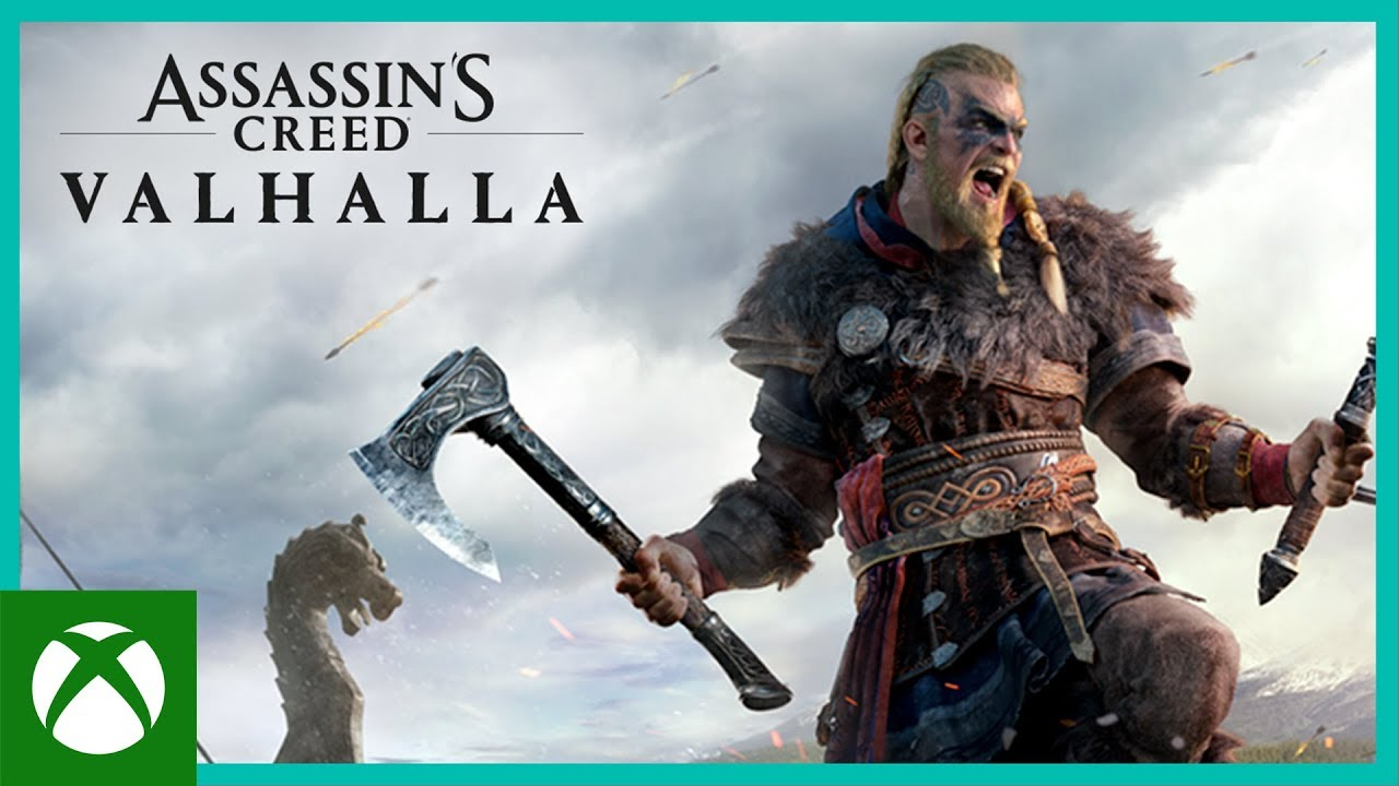 Assassin's Creed Valhalla: Cinematic World Premiere Trailer   Ubisoft [NA]