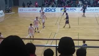 日本ハンドボールリーグ 我らが湧永製薬 成田のシュート
