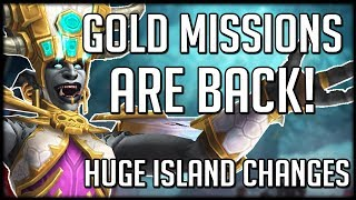 GOLD MISSIONS FINALLY RETURN! Huge Changes to Island Expeditions | WoW Battle for Azeroth