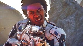 mass effect andromeda story trailer cinematic 2017