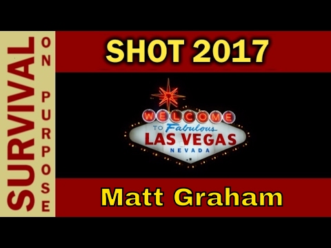 Matt Graham - SHOT 2017