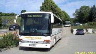 Reisebuero Saarland Perl, Saar Gebr. Müller GmbH Busse + Reisebüro