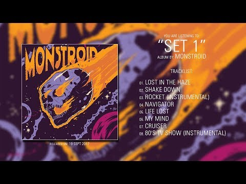Monstroid (South Africa) - Set 1 (2017) | Full Album