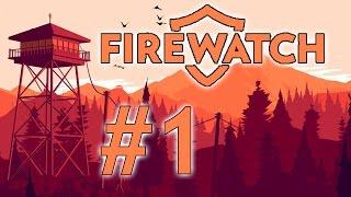 Thumbnail für das Firewatch Let's Play