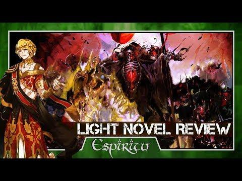 Overlord Volume 9 - The Magic Caster of Destroy - Light Novel Review  (Season 3)