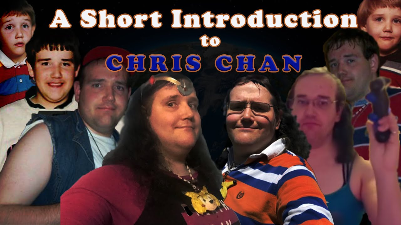 The Most Interesting Person in the World: Chris Chan, Goddess of CWCville, Creator of Sonichu