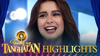 Yassi Pressman gets emotional on It's Showtime | Tawag ng Tanghalan